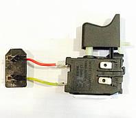 Кнопка аккумуляторного шуруповерта Интерскол (новый)