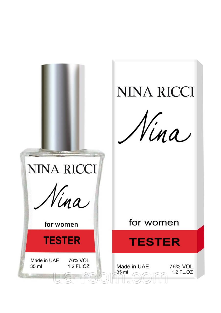 Тестер женский Nina Ricci Nina, 35 мл.