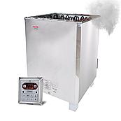 Электрокаменка Amazon SAM-B12 12 кВт с выносным пультом CON6 для сауны
