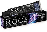 Отбеливающая зубная паста R.O.C.S. «Сенсационное отбеливание»