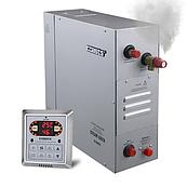Парогенератор Coasts KSB-90 9 кВт 380v с выносным пультом KS-300 для сауны