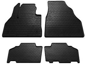Коврики резиновые в салон Mercedes-Benz Citan 2013- (4 шт) Stingray 1018174