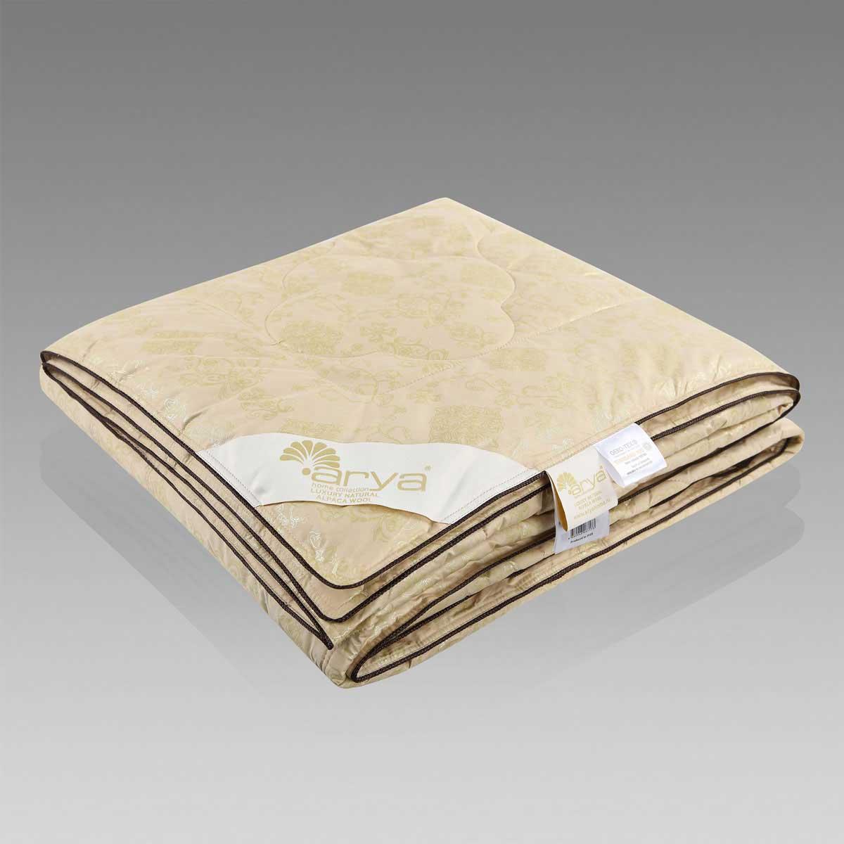 Одеяло двуспальное евро 195х215 см Luxury Alpaca Arya AR-TR1004378