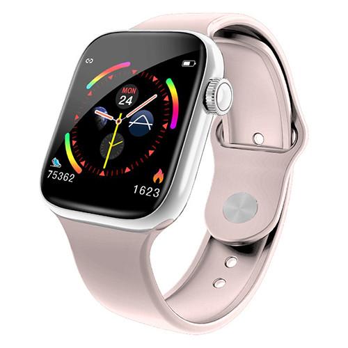 Умные часы Smart Watch 4 series Розовые