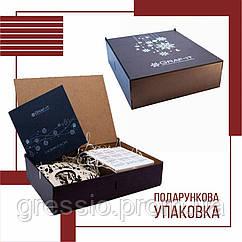 Коробка подарочная (с возможностью печати лого)
