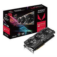 Видеокарта Asus Radeon RX Vega 56 8Гб (ROG-STRIX-RXVEGA56-O8G-GAMING)