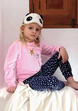 Детская пижама для девочки Tobogan Испания 87302 Розовый 98