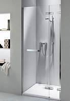 Душевая дверь в нишу Kolo Next 80 HDRF80222003R глянцевый хром, прозрачное, правосторонняя