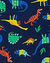 """Пижамы для мальчика Carter's """"Динозавры"""", детская пижама картерс 2Т/86-93 см, фото 3"""
