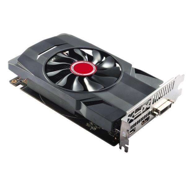 Видеокарта XFX AMD Radeon RX 550 4GB Core Edition ...