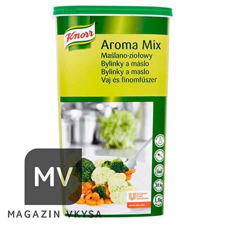 Приправа Aroma mix с маслом и травами tm Knorr 1,2 кг