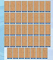 Мдф панели на двери 10мм квартирная пленка.