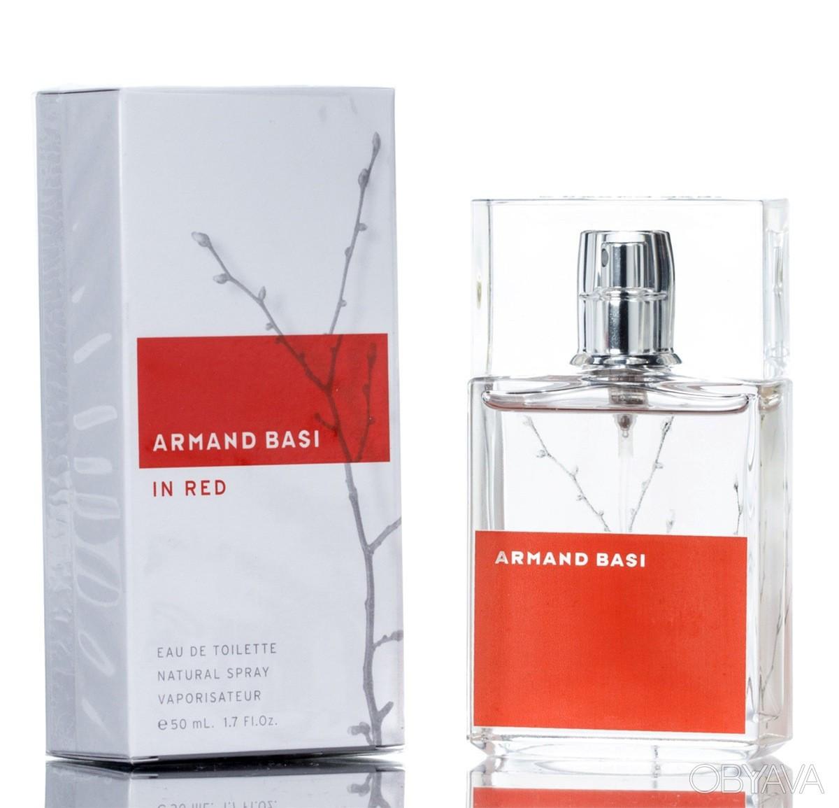 Женская туалетная вода Armand Basi In Red, 50мл