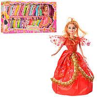 КуклаБарби модница1880-65 с нарядами