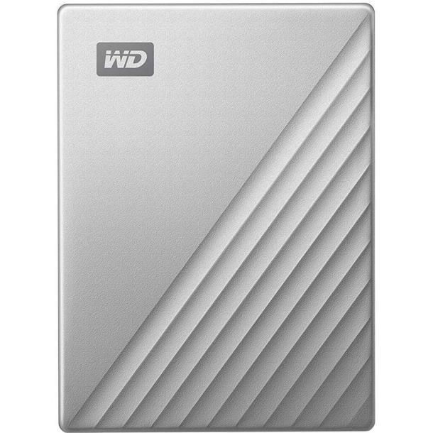 Зовнішній жорсткий диск WD My Passport Ultra 2 TB (WDBC3C0020BSL-WESN)