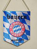 Вымпел футбольный с гербом FC Baern, фото 2