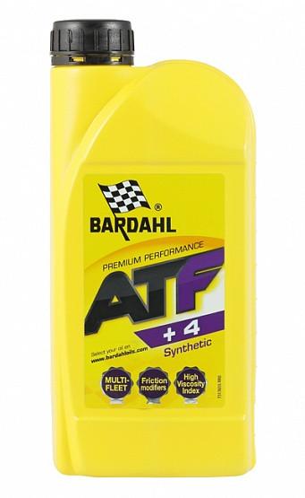 Трансмиссионное масло BARDAHL ATF +4 (1л)