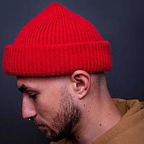 Шапка красная, фото 3