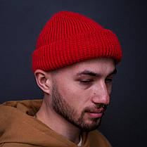 Шапка красная, фото 2
