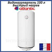 Бойлер 100 литров Atlantic OPRO Turbo VM 100 D400-2-B (2500W). Электрический накопительный водонагреватель
