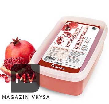 Пюре фруктовое из плодов Граната tm Rogelfruit 1кг