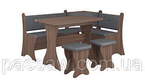 Кухонный уголок с раскладным столом Маркиз