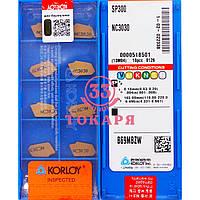 Пластина KORLOY SP-300 NC3030