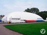 Накрытие для футбольного поля, ВОС, воздухоопорное сооружение, спорткомплекс, спортивные сооружения