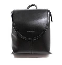 Рукзак  сумка молодёжный из натуральной кожи