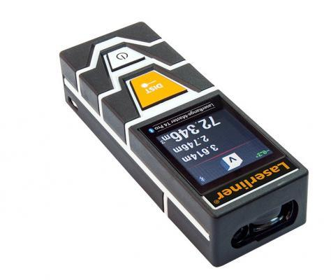 Лазерный дальномер Laserliner LaserRange-Master T4 Pro