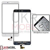 Сенсор (тачскрин) Xiaomi Redmi Note 4, Original, с олеофобным покрытием, White