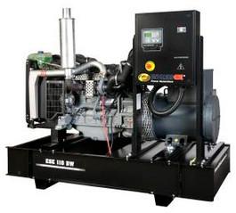 Трехфазный дизельный генератор ENDRESS ESE 150 DW (113,6 кВт)