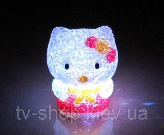 Светодиодный светильник Hello Kitty