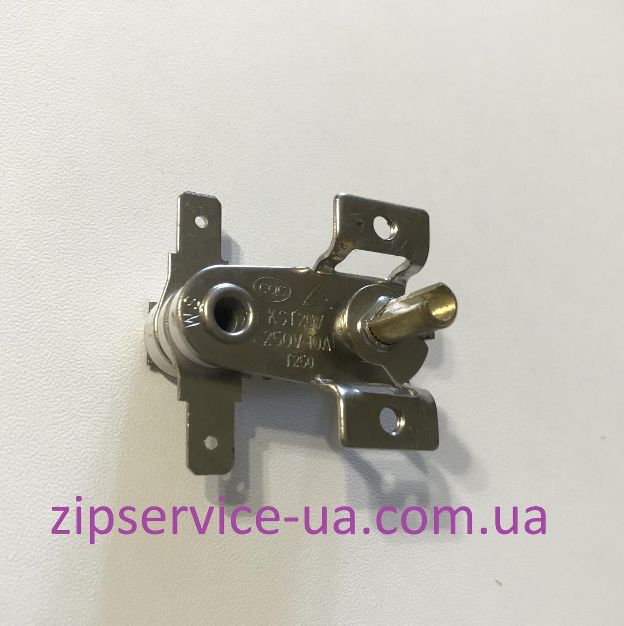Терморегулятор KST-207  10А 250V Т250 для обогревателей, радиаторов, конвекторов