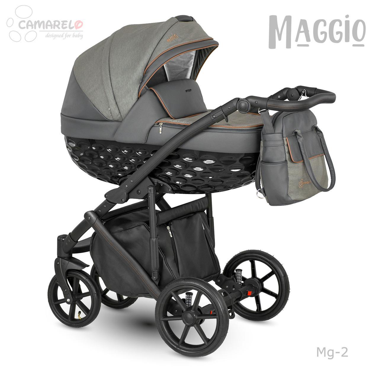 Детская универсальная коляска 2 в 1 Camarelo Maggio Mg-2