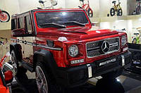 Детский электромобиль Mercedes M 3567EBLRS-3 красный