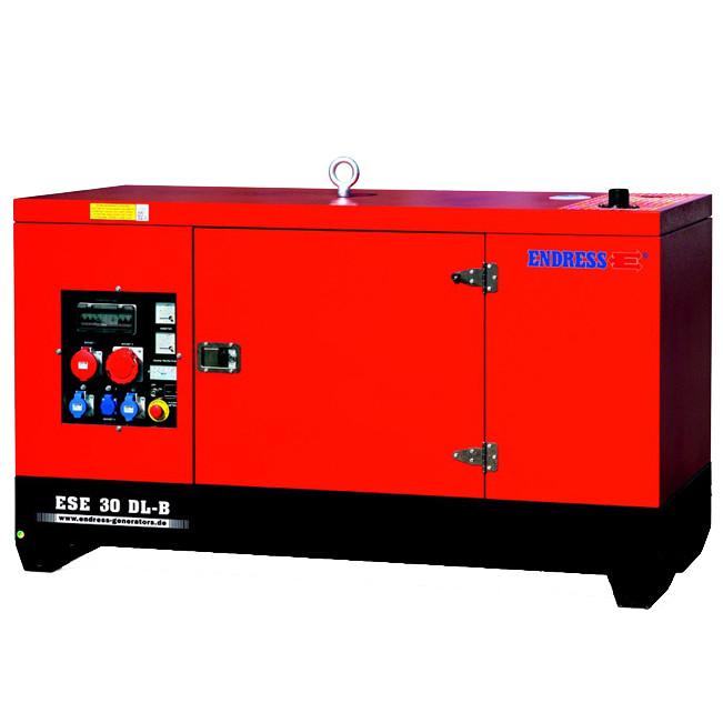 Трехфазный дизельный генератор ENDRESS ESE 65 DL/AS (49,6 кВт)