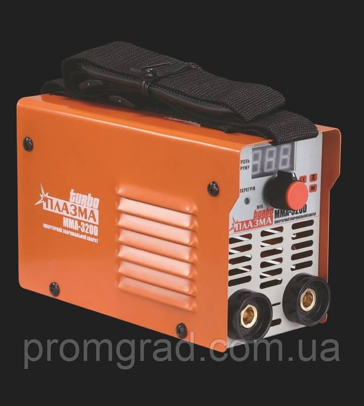 Сварочный инвертор Плазма ММА 320D