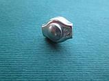 Нержавеющий одинарный зажим SIMPLEX для троса, А4 (AISI 316)., фото 6