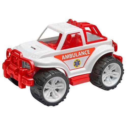 Машинка игрушечная Внедорожник скорая помощь ТехноК 4982