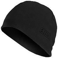 Флісова Шапка 5.11® Watch Cap - Чорна, фото 1