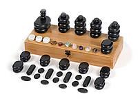 Камни для стоунтерапии из 64 камней AVENOLIFE