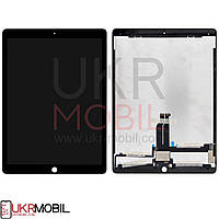 Дисплей Apple iPad Pro 12.9 2015 (A1584, A1652), с тачскрином, со шлейфом, Black