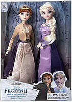 Набор кукол. Анна и Эльза. Холодное сердце-2. Дисней.Frozen 2., фото 1