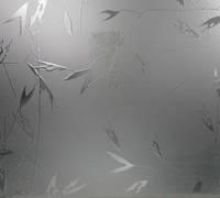 Узорчатое рифленное стекло Шип бесцветный 4мм