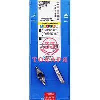 Пластина KORLOY VCGT160408-AK H01