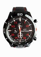Часы мужские кварцевые GТ-200R Черный, КОД: 115911