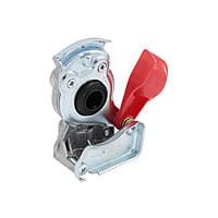 Головка пневматическая M22x1,5 автомат красная 4522002110