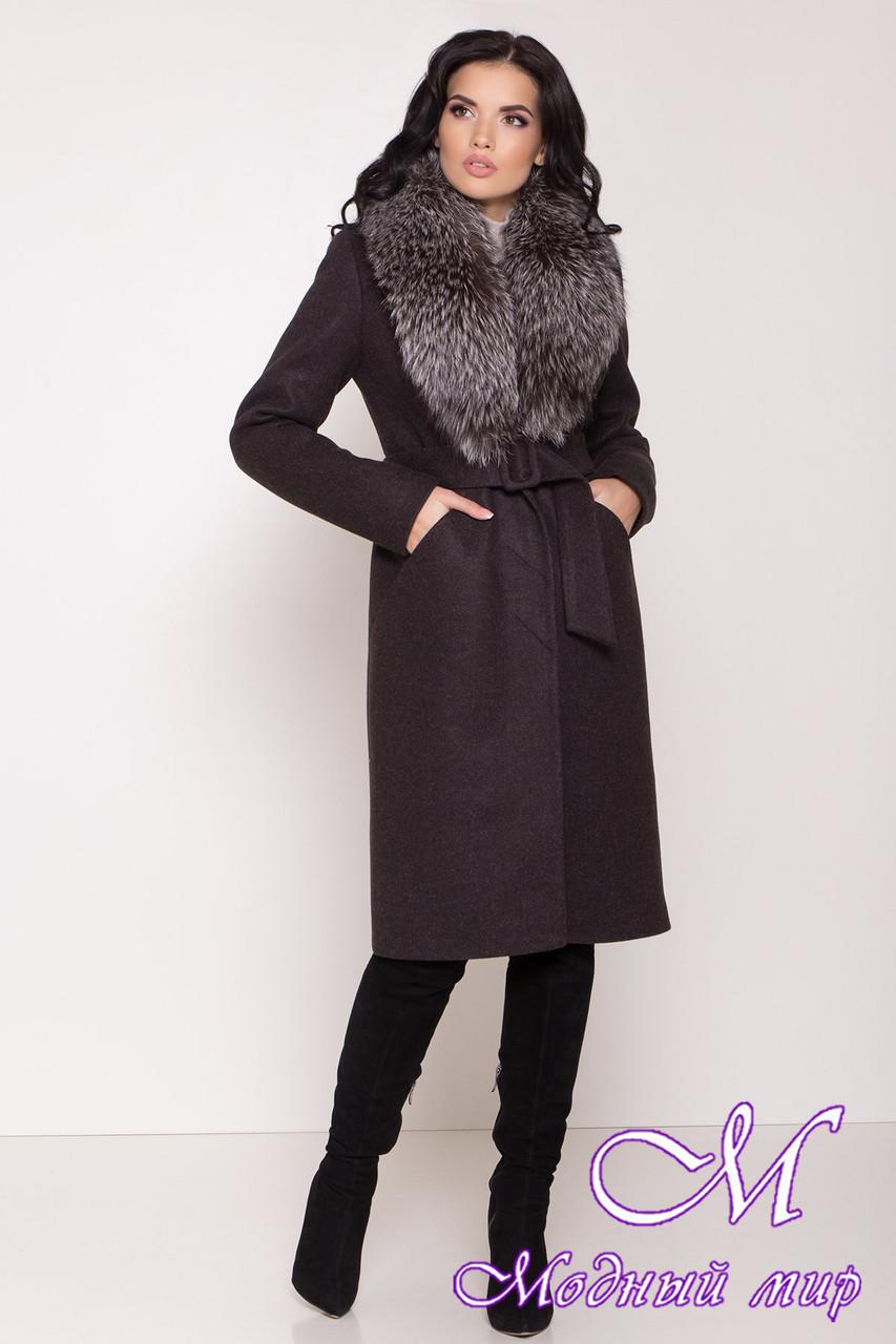 Женское теплое зимнее пальто (р. S, М, L) арт. К-84-37/44693