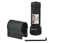 Лазерный целеуказатель Brons Laser Avdio с креплением на планку Weaver, фото 1